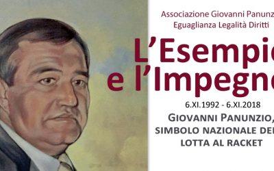 Il sacrificio di Giovanni Panunzio come esempio di gesto politico